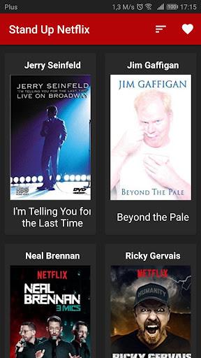 Stand Up Netflix 1.0 screenshots 1
