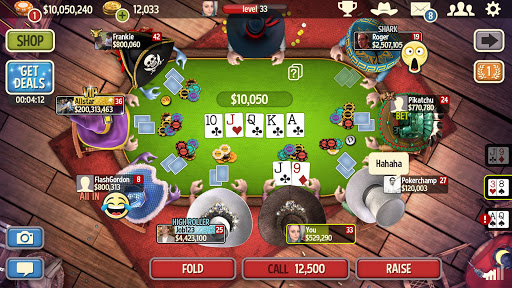 Governor of Poker 3 - Texas Holdem Casino Online 5.2.3 screenshots 1