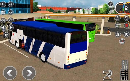 Furious Bus Parking: Bus Driving Adventure 2020 screenshots apkspray 5