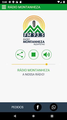 Ru00e1dio Montanheza FM 93.5 screenshots 2