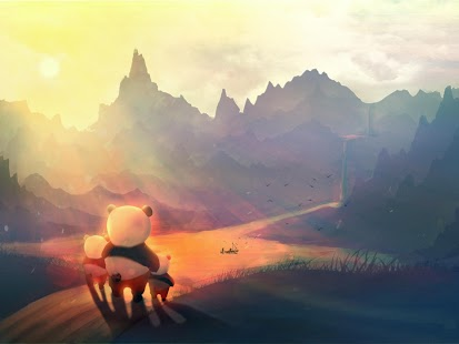 Panda Bomber: 3D Dark Lands- screenshot thumbnail