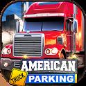 American Truck Simulator Parking 2017 icon