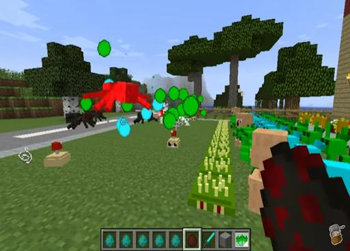 玩免費棋類遊戲APP|下載Plant vs 2 Mod Minecraft Pe app不用錢|硬是要APP