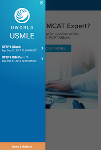 UWorld USMLE- screenshot thumbnail