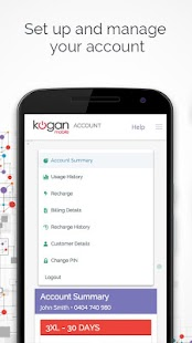 Kogan Mobile- screenshot thumbnail