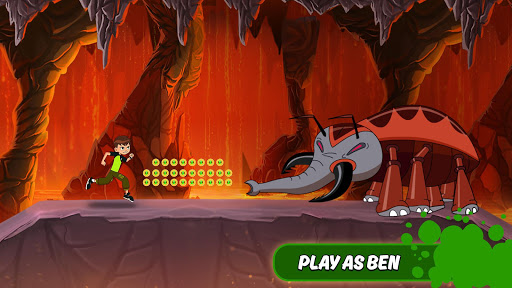 Ben 10 Alien Run screenshots 2