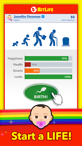 BitLife - Life Simulator 1.25.1 screenshots 1