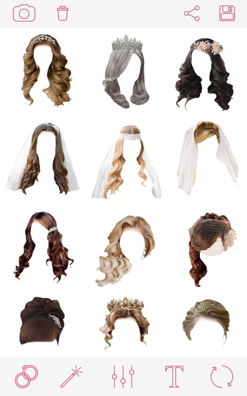 Wedding Hairstyles 2018