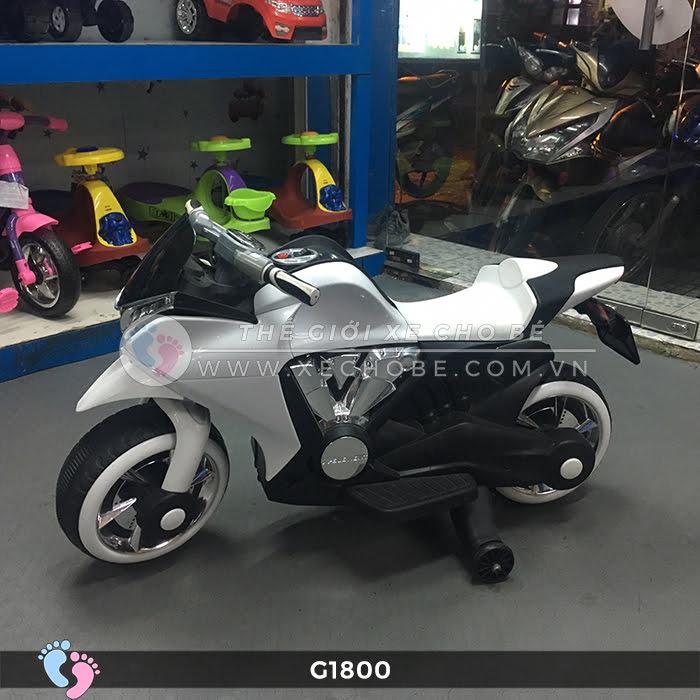 Xe mô tô điện trẻ em g1800 10
