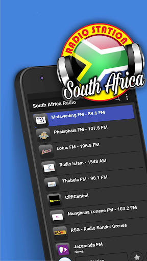 Radio Station South Africa-New Channel for PC