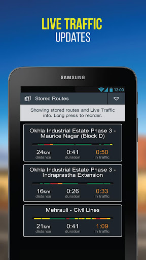 NaviMaps: 3D GPS Navigation 3.0.3 Screenshots 23