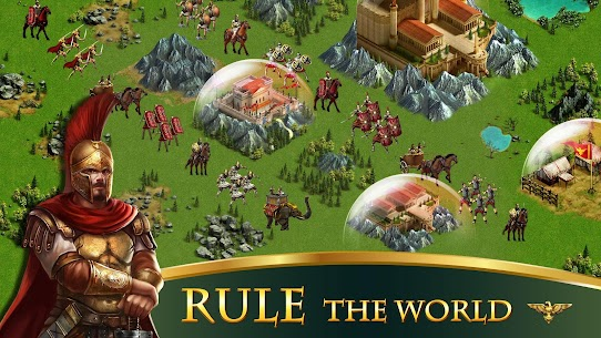 Empire:Rome Rising – Mod + Data for Android 3