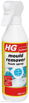 HG Mould Remover Foam Spray - 500ml