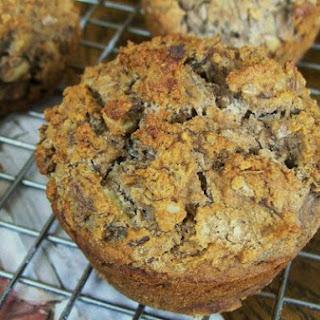 Iron - Rich Gluten Free Vegan Muffins.