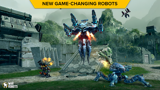 How to hack War Robots PvP Multiplayer for android free
