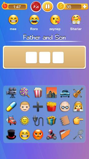 Words to Emojis u2013 Best Emoji Guessing Quiz Game  gameplay | by HackJr.Pw 7