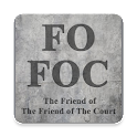"""The Friend of The Friend of The Court """"Ad Free"""" icon"""