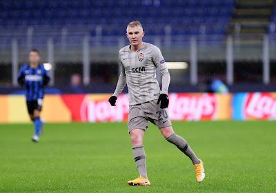 Un joueur du Shakhtar Donetsk en passe de rejoindre l'Atalanta