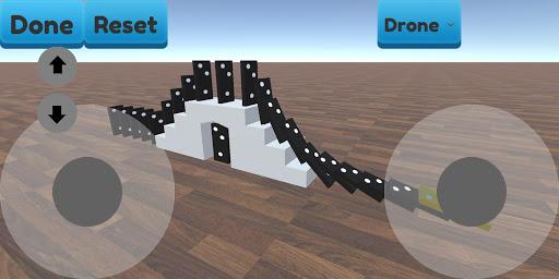 Falling Dominos - Toppling Simulator  screenshots 1