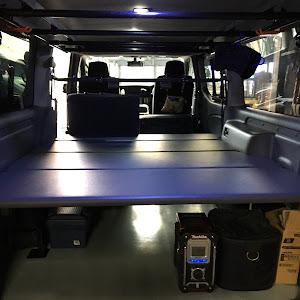 NV350キャラバン  プレミアムGX 4WD 31年式のカスタム事例画像 滝建さんの2019年01月15日06:30の投稿