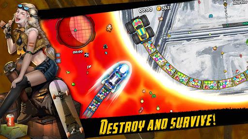 Code Triche Trailer Battle 2 APK MOD screenshots 3
