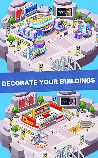 Idle investor tycoon- Build your city filehippodl screenshot 15