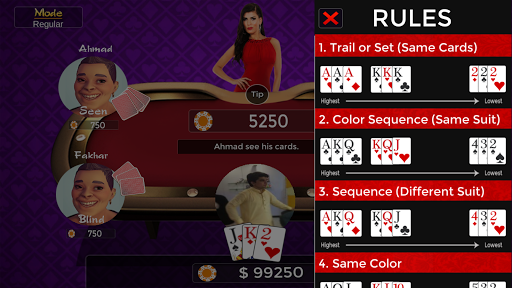 Teen Patti Multiplayer for PC
