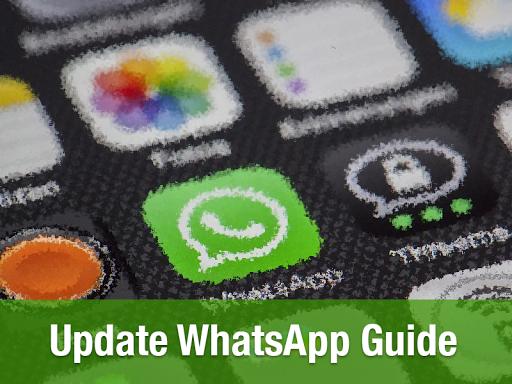 Update WhatsApp Guide Tips