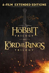Middle-earth Extended Editions 6-Film Collection