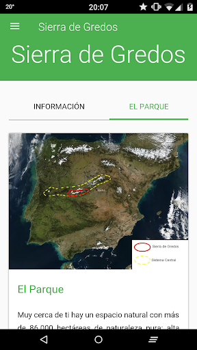 Sierra de Gredos Beta