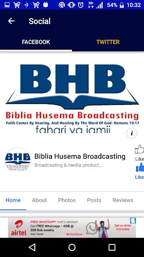 Biblia Husema Broadcasting Live Stream Apk Download Apkpure Ai