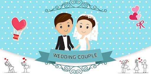 Koleksi 91  Gambar Animasi Pernikahan  Gratis