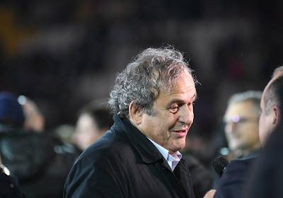 Michel Platini pakt nieuwe job in het voetbalwereldje na schorsing
