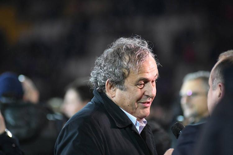 """Michel Platini : """"Je pense que l'équipe de France, aujourd'hui, est au-dessus de tout le monde"""""""