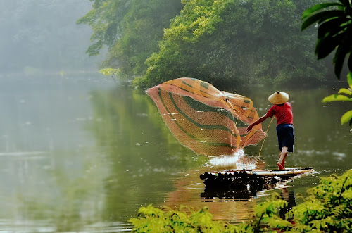 Fisherman by Tamlikho Tam - People Professional People