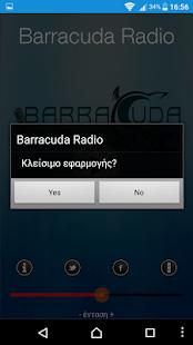 Barracuda Web Radio / Tv / News - náhled
