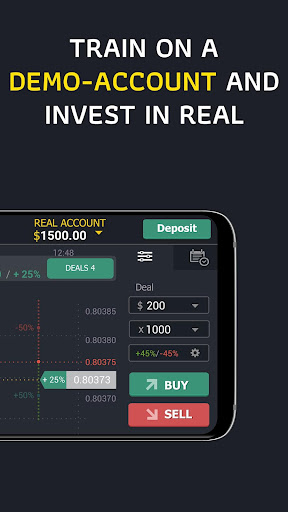 Iron Trading - Mobile app for Traders  Paidproapk.com 2