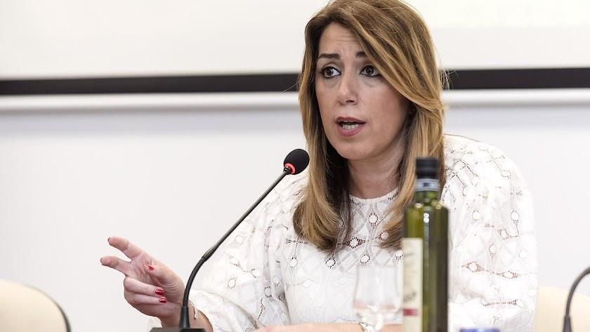 Intensa agenda este jueves de Susana Díaz en la provincia