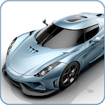 Drift Simulator: Koenigsegg Regera 2017 Icon