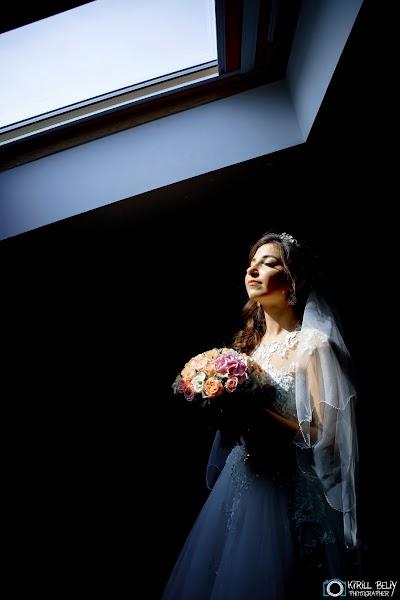 Huwelijksfotograaf Kirill Belyy (tiger1010). Foto van 18.01.2019