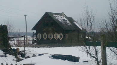 Фото: Дом со ставнями