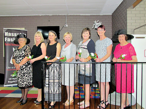 Models: Claudette Tudgey, Gwen Hardy, Christine Morrell, Jenny Darley, Jenny Oliver, Tracy Urquhart and Robyn Grover.