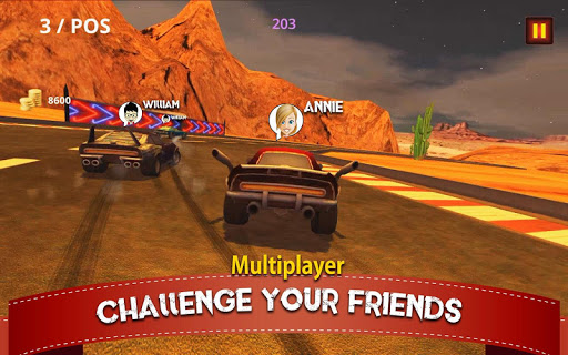 Real Multiplayer Racing 1.1 6