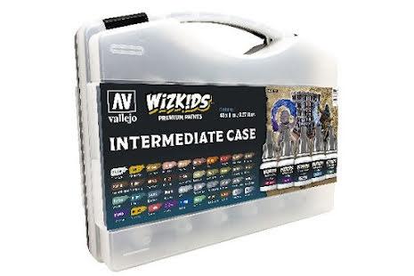 WIZKIDS INTEMEDIATE CASE