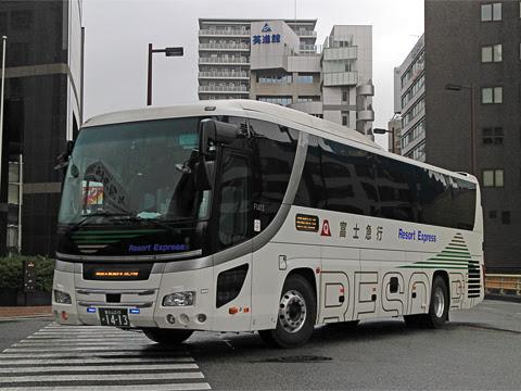 富士急山梨バス「博多・フジヤマエクスプレス」 F1413