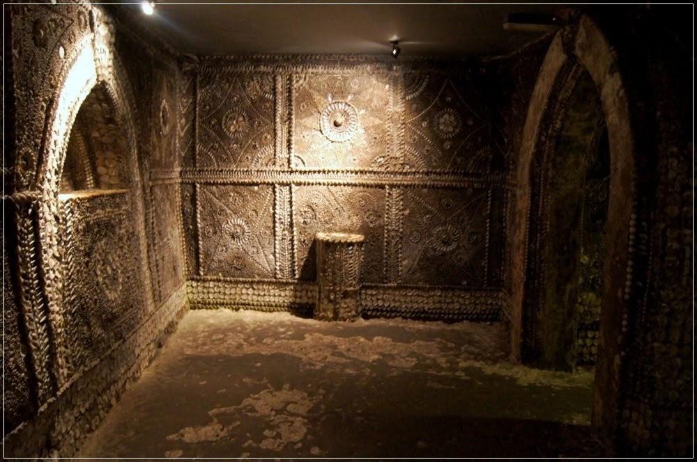 Shell Grotto, a misteriosa gruta da Inglaterra