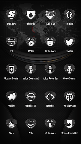 android Tuck It W - Icon Pack Screenshot 6