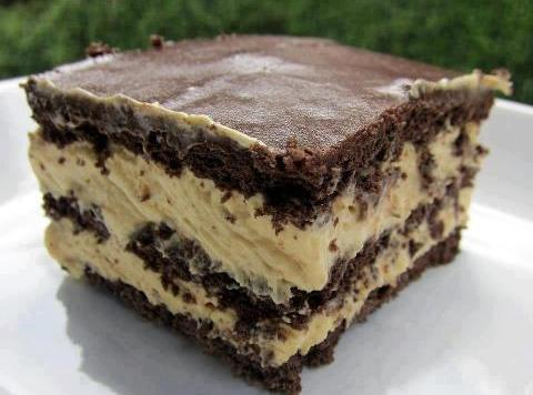 Chocolate Graham Cracker Surprise (pampered Chef) Recipe