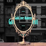 Gold Love Moment icon
