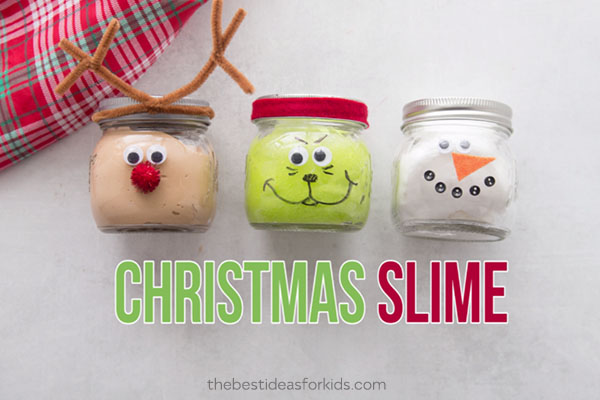 Christmas Mason Jar Craft